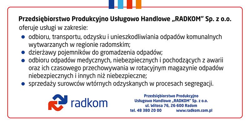 Przedsiębiorstwo RADKOM